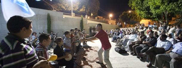 Sounding Jerusalem 2011