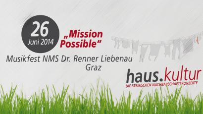 Musikfest NMS Dr. Renner, Liebenau